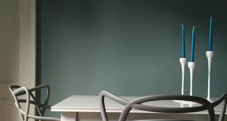 This Dramatic Shad Of Blue Green Is Unbeatable Check Out Miracle Worker At Benjamin Moore Charlotte Slate